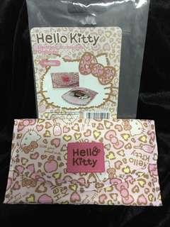 Hello kitty 旅行萬用袋