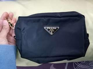 Authentic prada vip gift pouch
