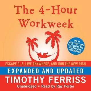 Ebook 4hr Work Week