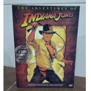 Indiana Jones 4 Disc Complete Collection