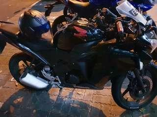 WTS/WTT Honda CBR150R. Nego avail