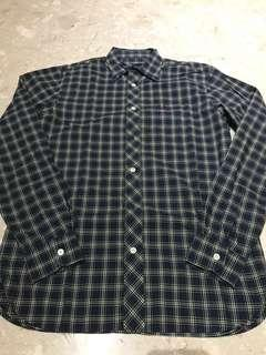 🚚 Authentic Brand New Fred Perry Men Plaid Checkers Shirt
