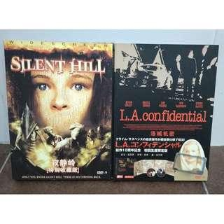 DVD9 Collections: Silent Hill & LA Confidential