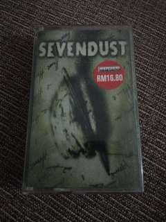Sevendust Home cassette