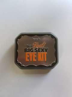 Benefit They're Real Big Sexy Eye Kit duo shadow blender