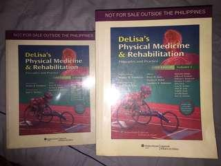 DeLisa's Physical Medicine & Rehabilitation Principles and Practice