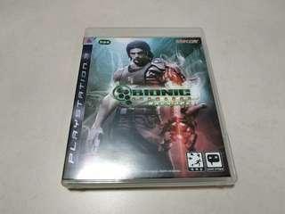 PS3 Game BIONIC COMMANDO 韓版但出英文