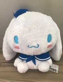 Valentine's gift: Silky Fur Sanrio Cinnamoroll Plush