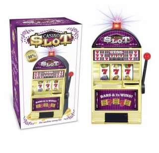Slot Machine Toy (Mini version)