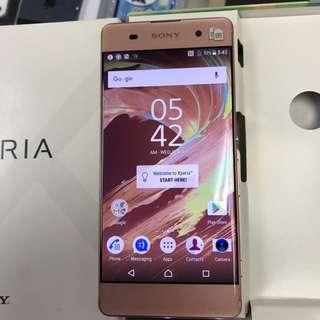 *YES Ava*Sony XA rose gold ⛔no nego⛔