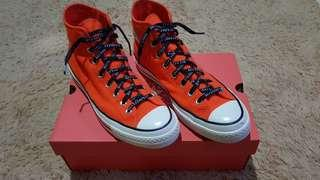 Converse goretex 70s mandarin orange ORIGINAL!!!