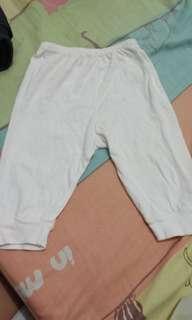 Cotton stuff newborn pajama