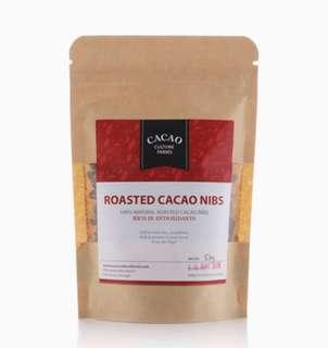 Roasted Cacao Nibs (50g)