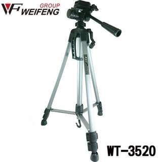 WF WEIFENG WT-3520 鋁合金三腳架