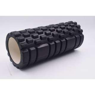 BLACK-Yoga Foam Roller Blocks
