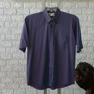 LE COQ By Dels Two Toned Short Sleeved Photo Size M