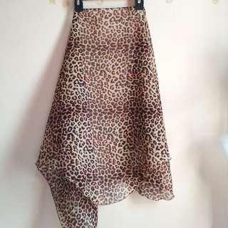 Pre❤️ Butterfly Shawl (Leopard Pattern) #MFEB20
