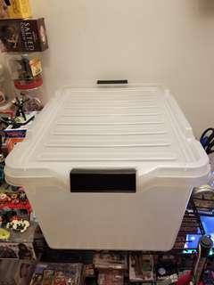 收納膠箱 Plastic Box