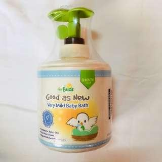 Tiny Buds Organic Baby Bath