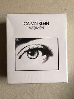 (全新未開封) Calvin Klein Women eau de parfum 50ml