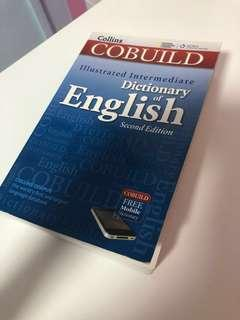 Collins CoBuild Illustrated Intermediate Dictionary 2nd Edition