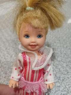 Peppermint Barbie original seri chibi