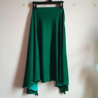 Pre❤️ Halfmoon Shawl (Turquoise & Green) Shawl Dua Alam #MFEB20
