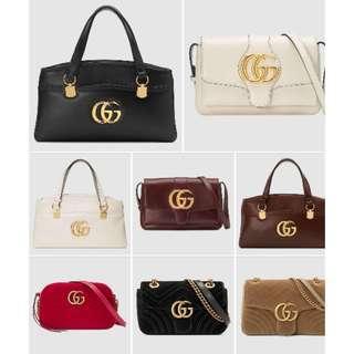 LV/Gucci/Prada