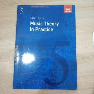 Abrsm Music theory in practice level 5