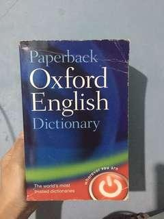 Oxford English Dictionary ORI