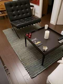 Rug 4450 HKD Price Tag Natural like NEW
