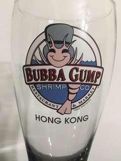 Bubba Gump Tall Beer Glass - Hong Kong
