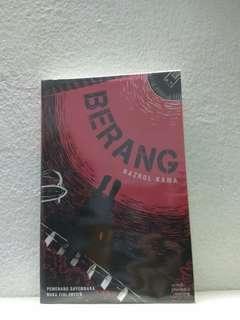 Buku FIXI - BERANG (pemenang sayembara 2018)