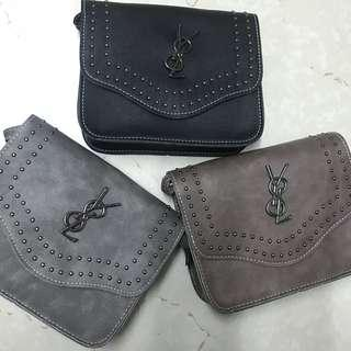 🆕sling bag crossbody bag handbag 斜孭袋 斜揹袋 全新現貨 NOT YSL bag