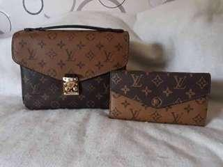 Supersale LV BAG AND WALLET