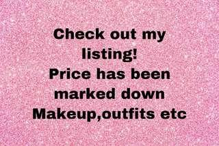 Check out my listing!❤️✨