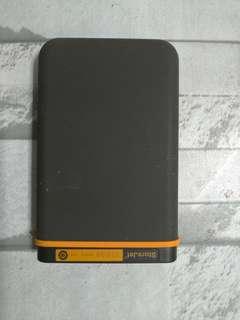 送咖啡 創見 USB 外接式硬碟 320G StoreJet 非 wd 希捷 固態硬碟