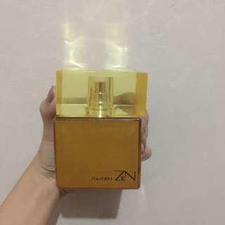 Shiseido zen eau de parfum perfume