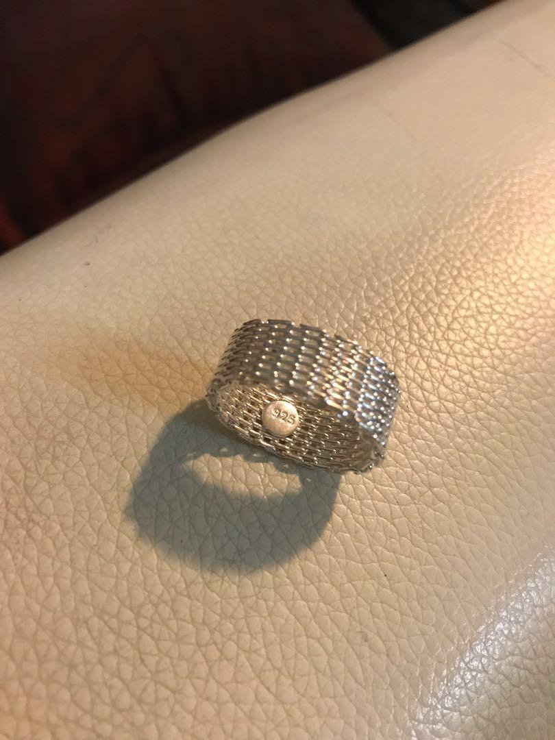 925 sterling silver ring size 7