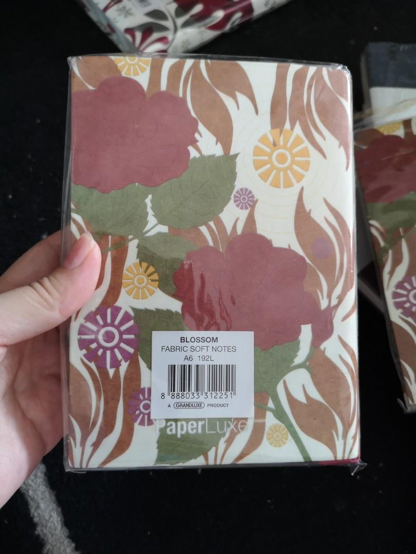 A6 SIZE note book