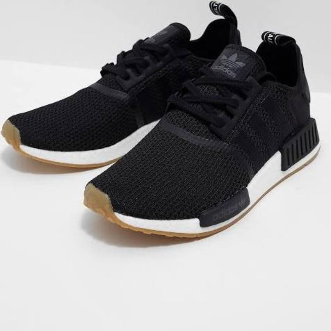 pretty nice 13a58 d70c7 Adidas NMD R1 - B42200 (US10), Men's Fashion, Footwear ...