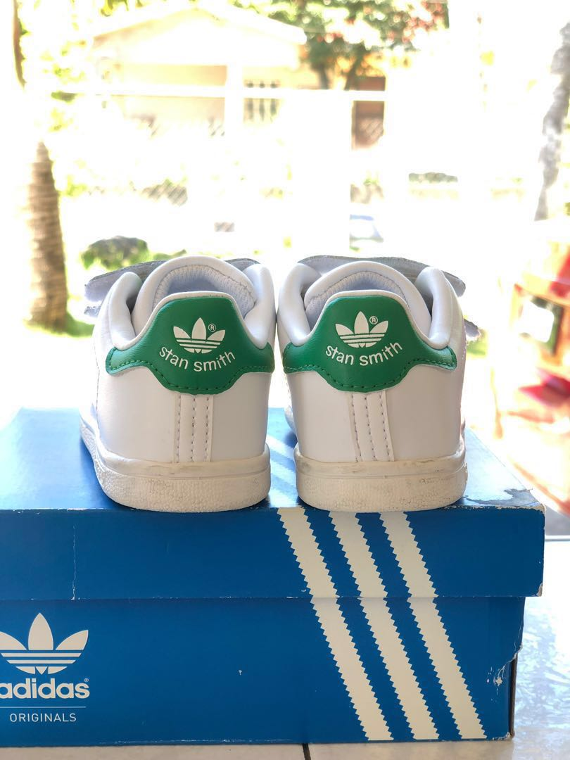 Others KidsBabiesamp; Stan Originals Adidas Smith On For Carousell tshrQd