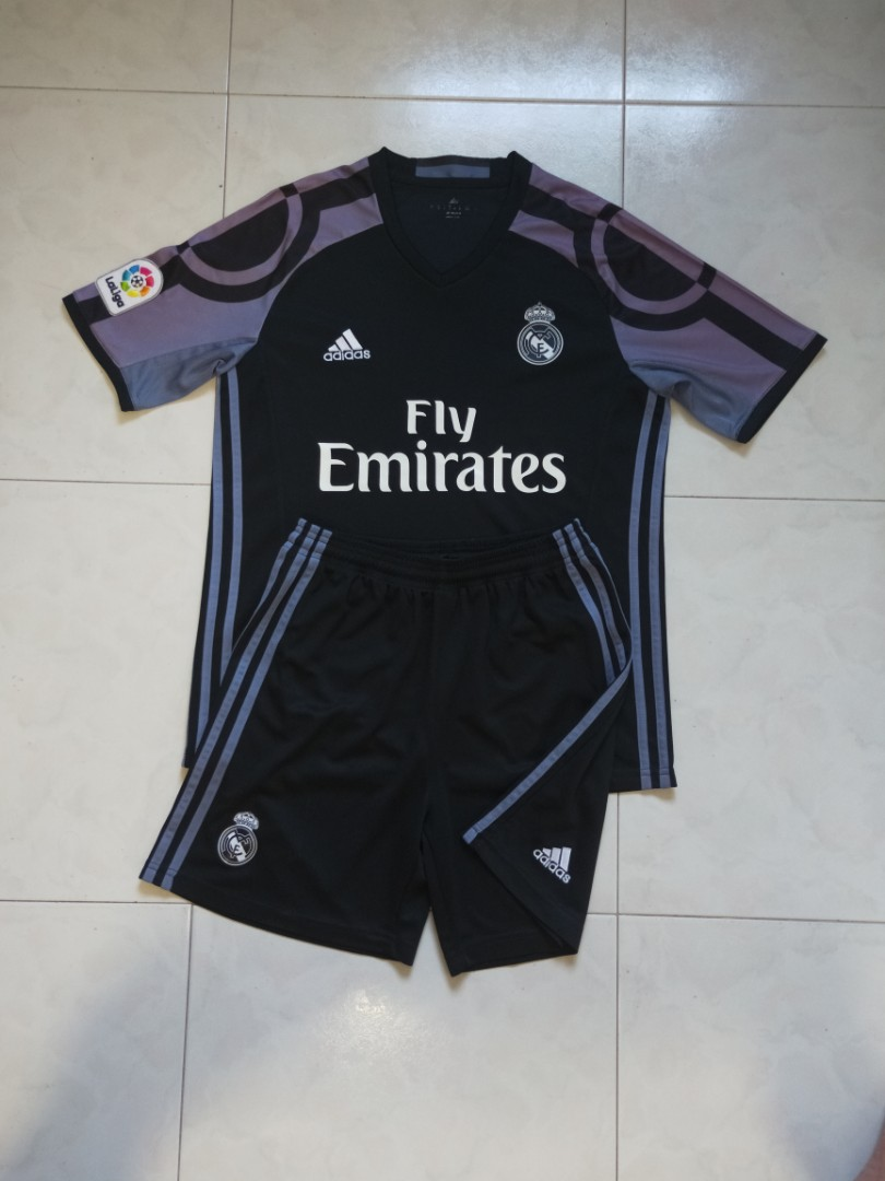 d2c985781 Adidas Real Madrid 2016 2017 Football 3rd Jersey