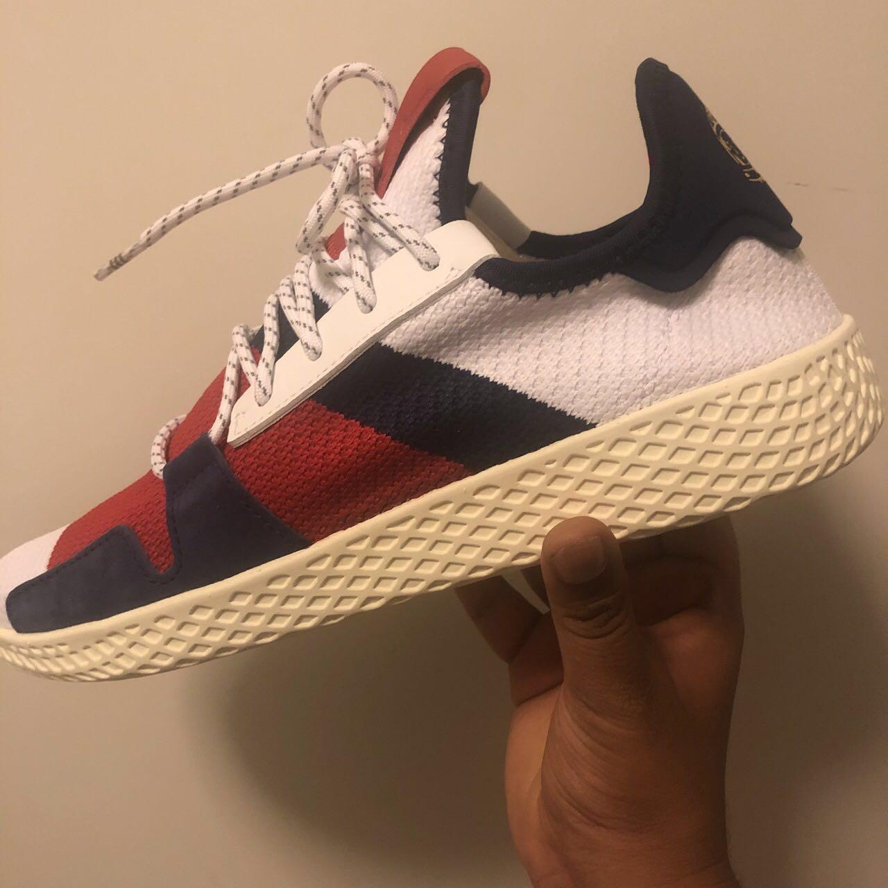 e563899348 Adidas X BBC Tennis Hu V2