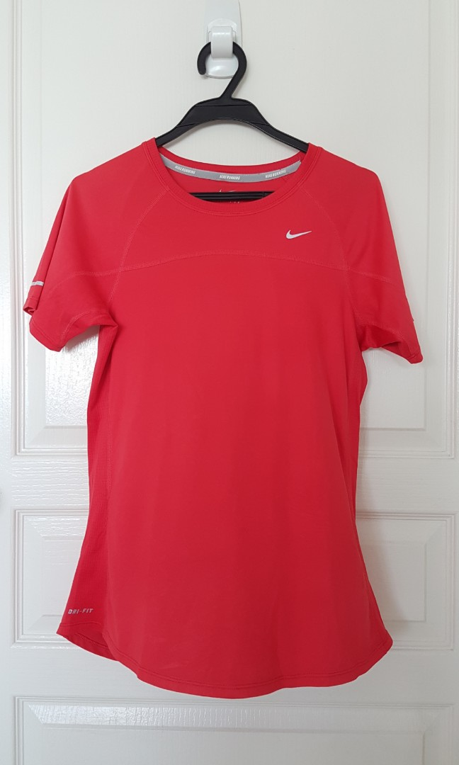 c1ee7e9b authentic nike running dri-fit top, Women's Fashion, Clothes, Tops ...