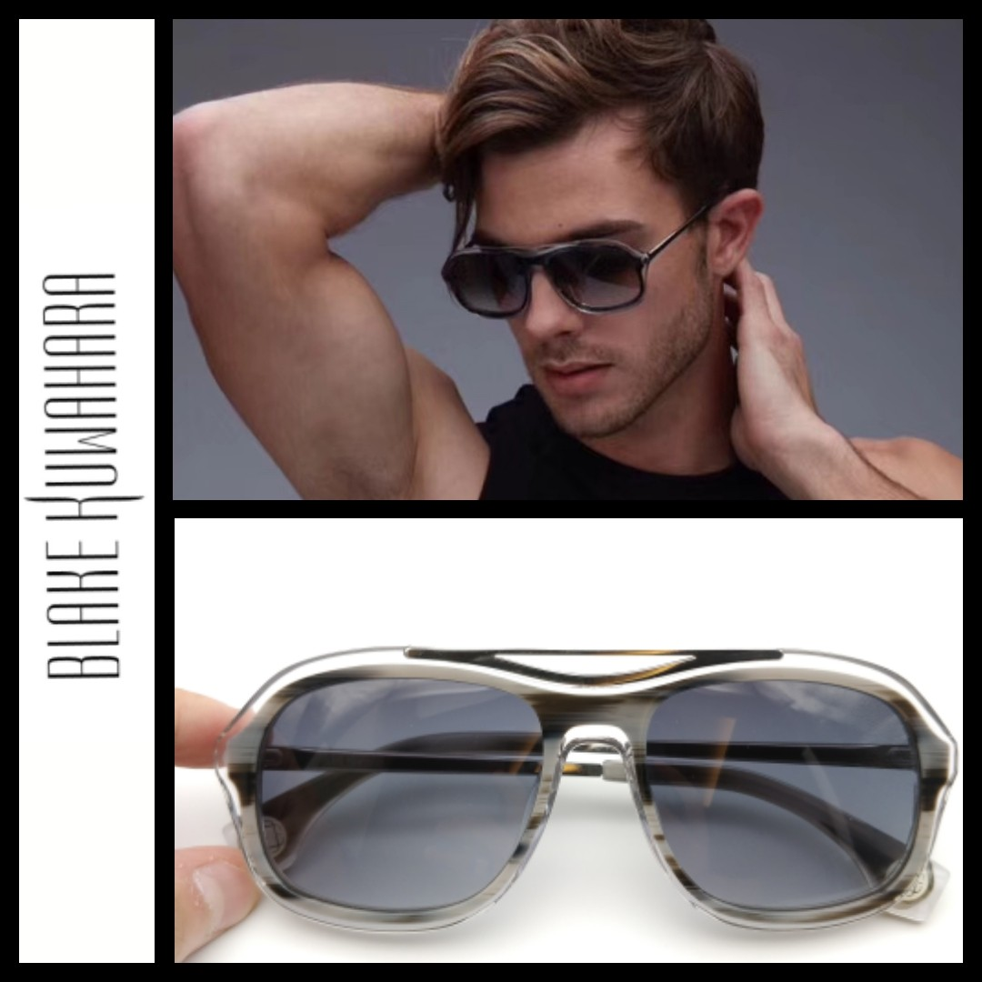 916fc56a3 Blake Kuwahara men's pilot sunglasses -clearence, Men's Fashion ...
