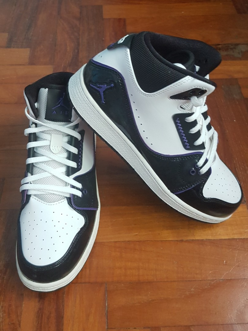 c244bcc4b89 BNIB Nike Air Jordan 1 Flight 2 BG, Sports, Sports Apparel on Carousell