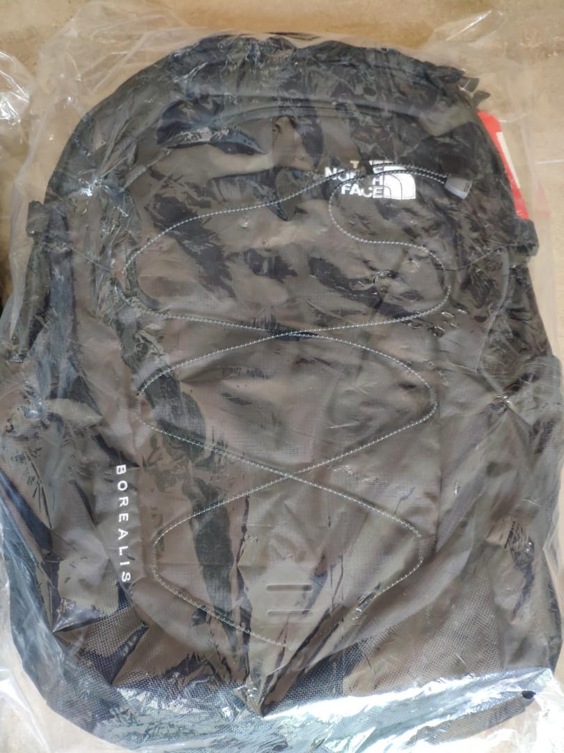 1ad4b9efd BNWT Northface Borealis Backpack in black 28L