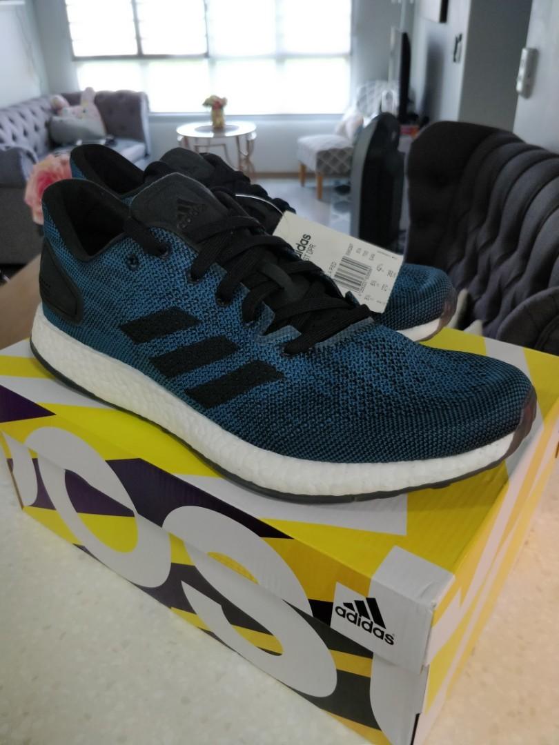 ffadd69c301c Brand New Adidas Pureboost DPR Shoes in Size US 9
