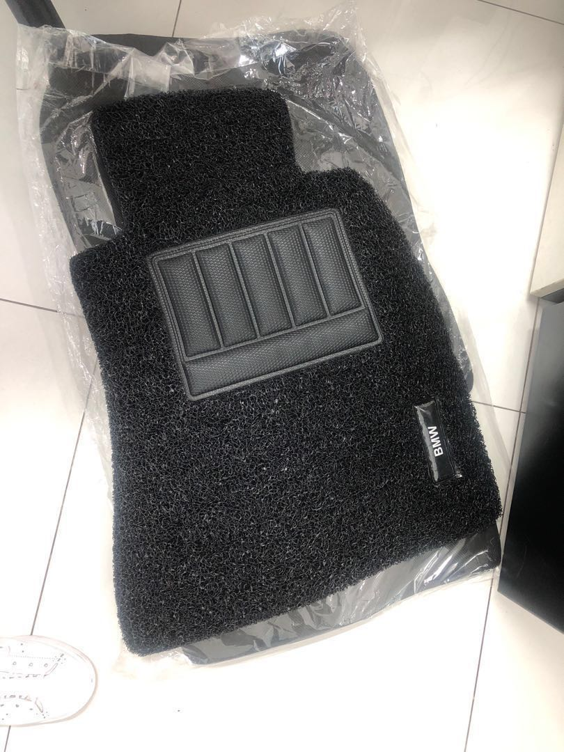 Brand new BMW G30 meshed floor mat 5 series 3m